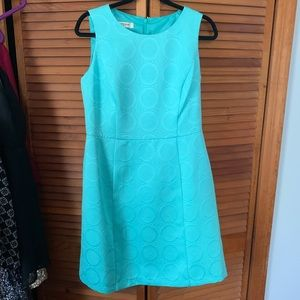 Pencil Skirt Turquoise/Aqua/Blue Cocktail Dress